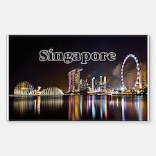 Singapore Decal