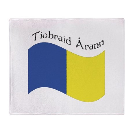 Tipperary Throw Blanket