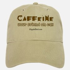 Caffeine On-Call Friend Baseball Baseball Cap