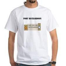 Fort Richardson with Text Shirt