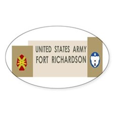 Fort Richardson Decal