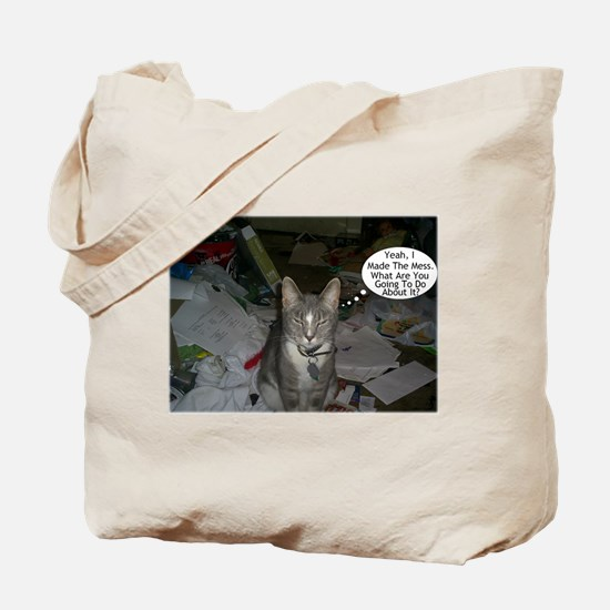 What You Going To Do? Tote Bag