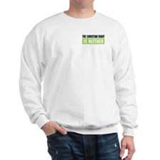 Christian Right Sweatshirt