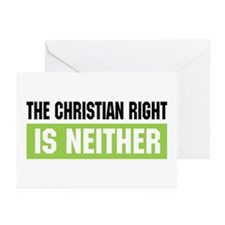 Christian Right Greeting Cards (Pk of 10)