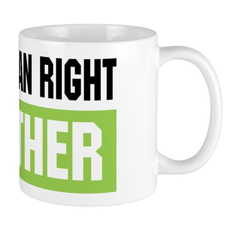 Christian Right Mug