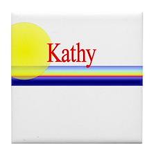 Kathy Tile Coaster