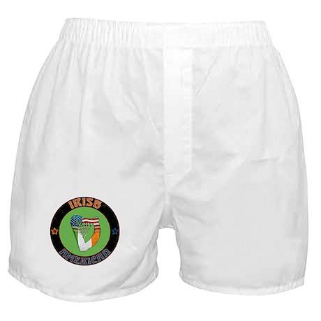 Irish American Harp Boxer Shorts