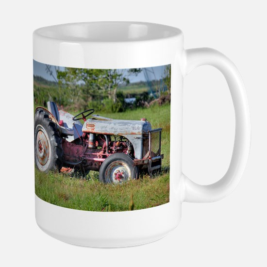 Red Belly Ford Large Mug