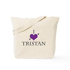 I Heart Tristan Tote Bag