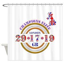 Sporting champions elite british winners Shower Cu