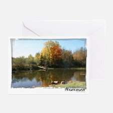 Autumn Pond Greeting Cards (Pk of 10)