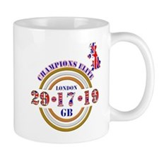 Sporting champions elite british winners Mug