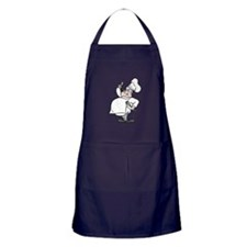 Cute Philadelphia eagles mens Apron (dark)