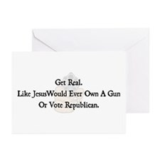 Get Real Greeting Cards (Pk of 10)