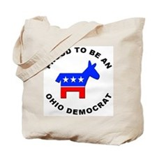 Ohio Democrat Pride Tote Bag