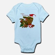 Cajun Christmas Apparel Infant Bodysuit