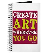 Create Art Journal