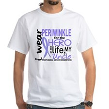 Hero In Life 2 Esophageal Cancer Shirt