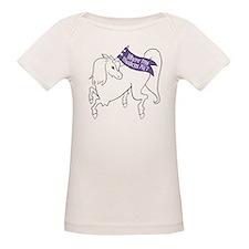 Where my maidens at? Organic Baby T-Shirt