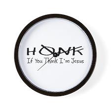 Honk Wall Clock