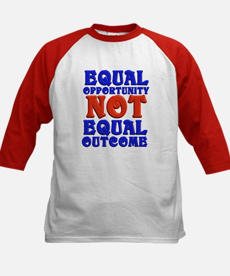 Equal Opportunity Kids Baseball Jersey