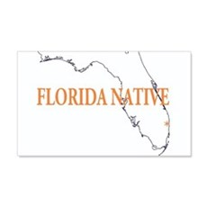 Florida Native Wall Decal