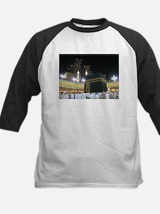 Kaaba Sharif Kids Baseball Jersey