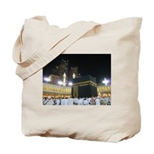 Kaaba Sharif Tote Bag