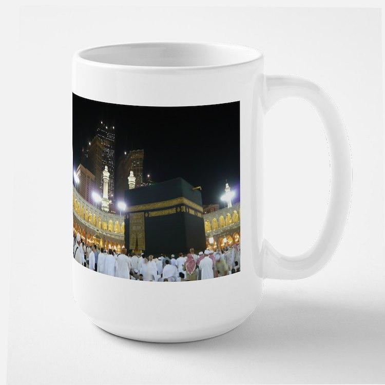 Kaaba Sharif Large Mug