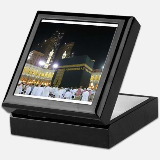 Kaaba Sharif Keepsake Box