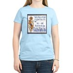 Santa Anna Tile Women's Light T-Shirt