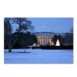 White house Postcards