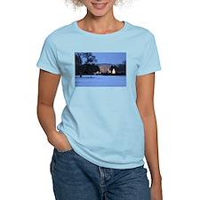 white house snow T-Shirt