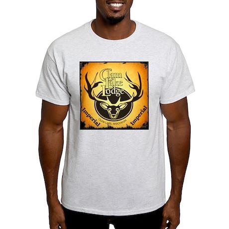 Clam Lake Lodge Imperial Club Light T-Shirt