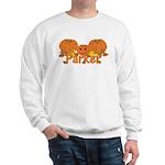Halloween Pumpkin Parker Sweatshirt