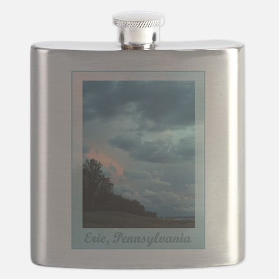 Erie, Pennsylvania Flask