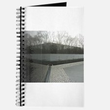 Vietnam war memorial wall reflection Journal
