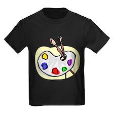 Artist Palet T-Shirt