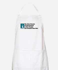 Only Miracle BBQ Apron