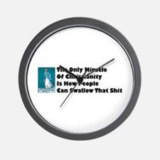 Only Miracle Wall Clock