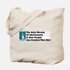 Only Miracle Tote Bag