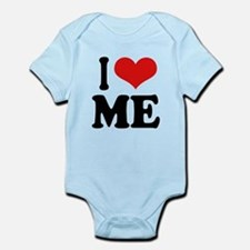 ilovemeblk.png Infant Bodysuit