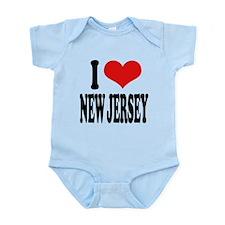 ilovenewjerseyblk.png Infant Bodysuit