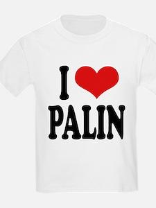 ilovepalinblk.png T-Shirt