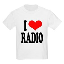 iloveradioblk.png T-Shirt