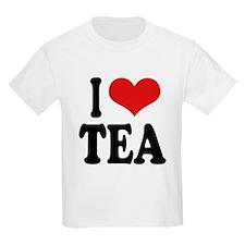 iloveteablk.png T-Shirt