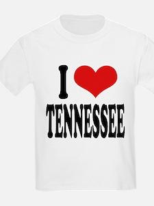 ilovetennesseeblk.png T-Shirt