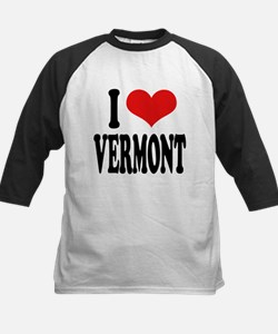 ilovevermontblk.png Tee
