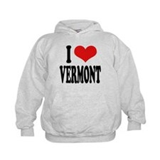 ilovevermontblk.png Hoodie