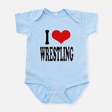 ilovewrestlingblk.png Infant Bodysuit